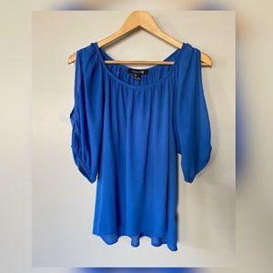 Forever21 Blue Blouse (S)